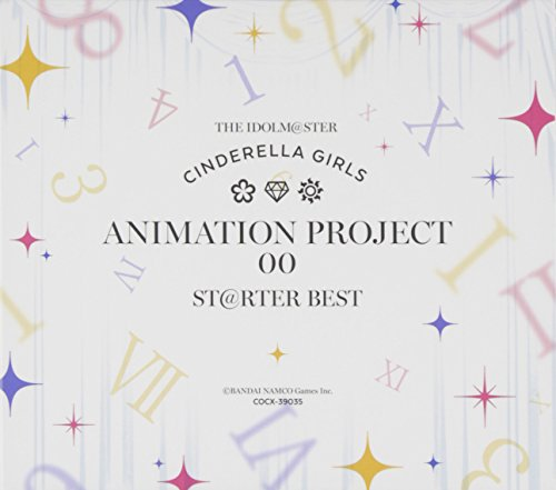 THE IDOLM@STER CINDERELLA GIRLS ANIMATION PROJECT 00 ST@RTER BESTの詳細を見る