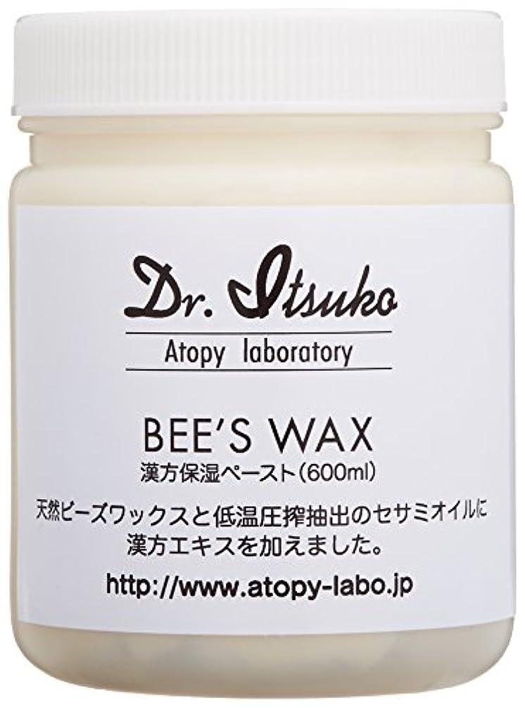 整然とした木製変数Dr.Itsuko ビーズワックス 600ml