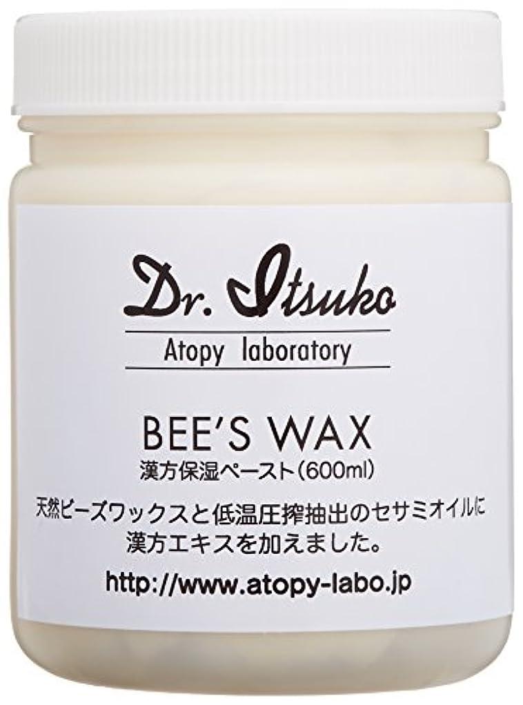 プラカードしょっぱい四Dr.Itsuko ビーズワックス 600ml