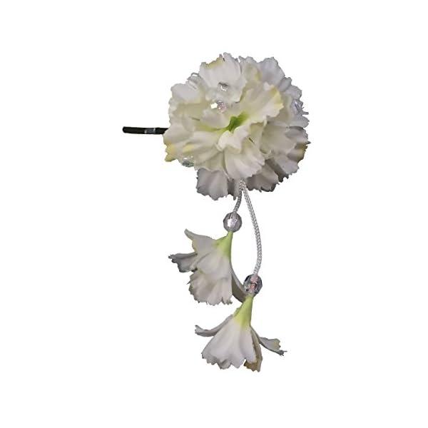 [粋花] Suika フラワーピン 1020 オフの商品画像