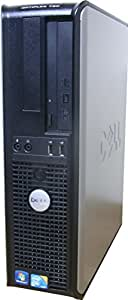 中古パソコン デスクトップ DELL OptiPlex 780 DT Core2Duo E8400 3.00GHz 4GBメモリ 250GBx2台 Sマルチ HD3450 Windows7 Pro 搭載 正規リカバリーディスク付属 動作保証30日間