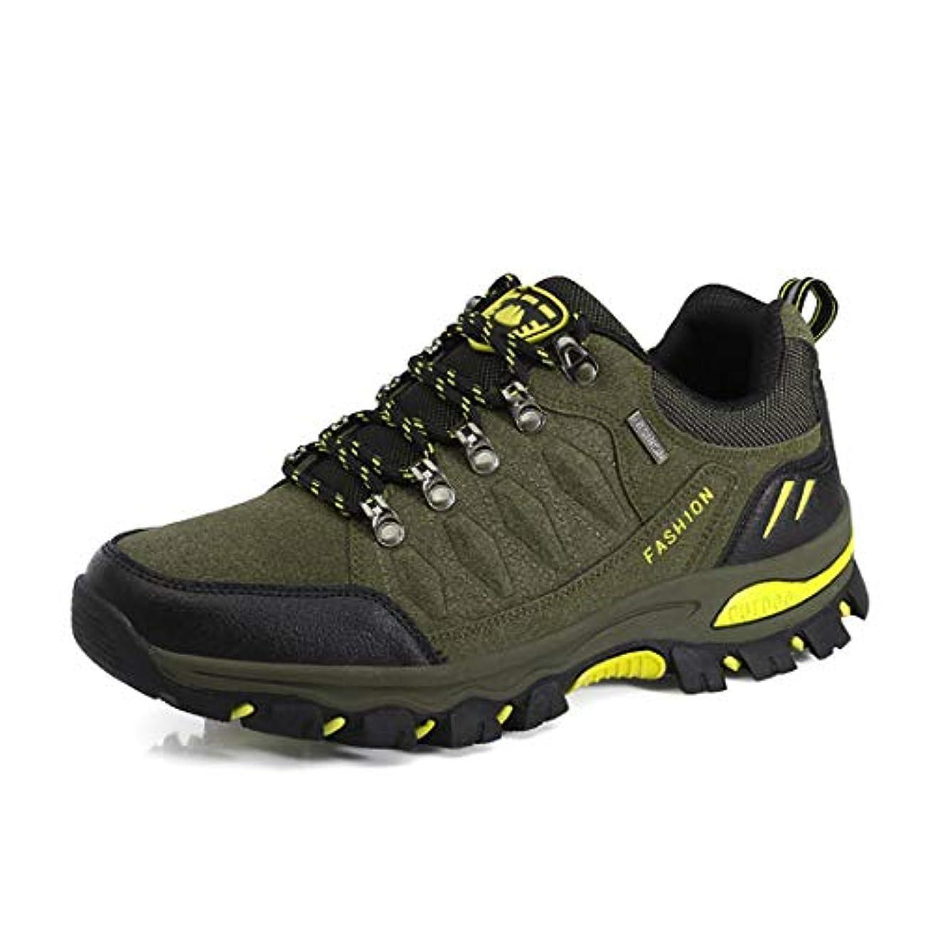 粗い耐久宣教師[cqirbod] 登山靴ハイキングシューズ レディース メンズ トレッキング アウトドア キャンプ シューズ スエード ユニセックス カジュアル