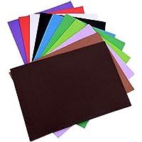 Sharplace 約10枚 スポンジ EVA フォームシート 子供 クラフト A4用紙 全2選択 - #2