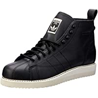 adidas Australia Women's Superstar Boot Boots, Core Black/Core Black/Off White