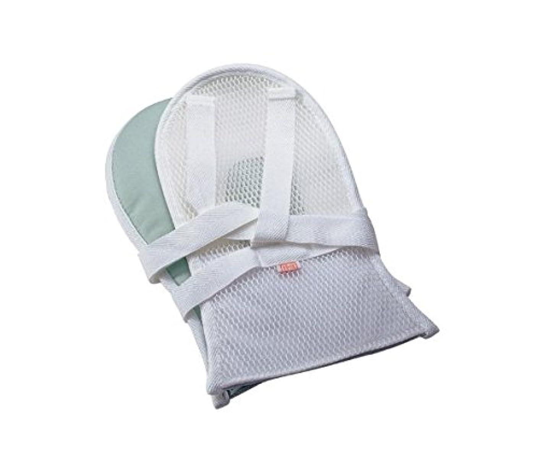 休憩する延ばす最適抑制手袋(まもっ手) サラサラ / 0-3231-02
