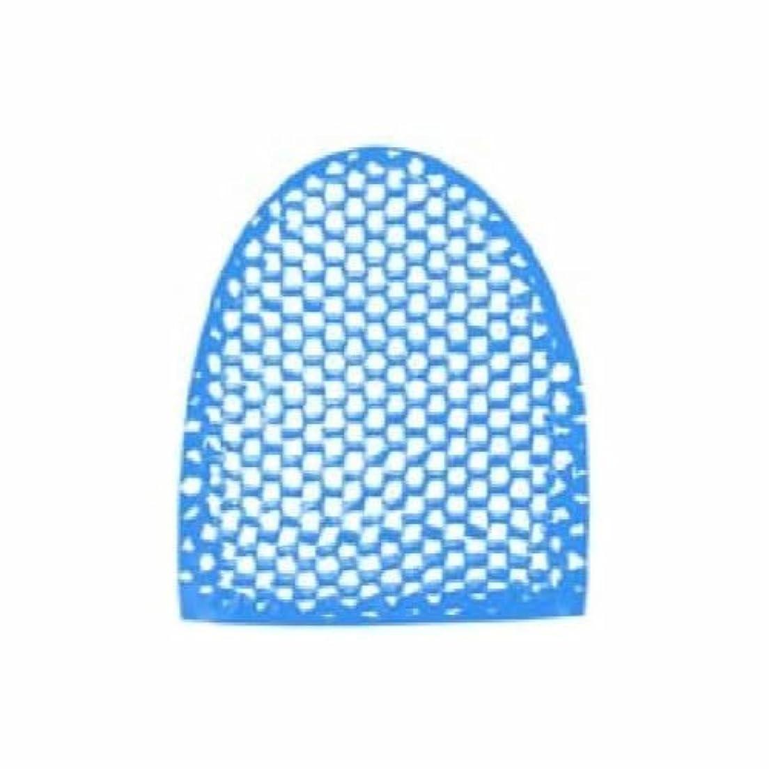 長方形ひばり喉頭スプラコール ハニカム(フェイス) ブルー