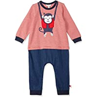 Fox & Finch Baby Big TOP Mock TEE Romper