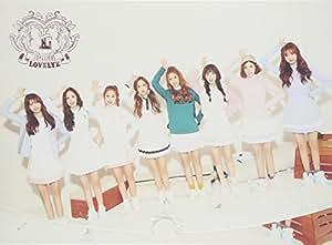 1stシングル - LOVELINUS (韓国盤)