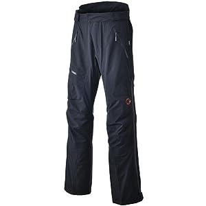マムート(MAMMUT) ゴアテックスクァンタムストレッチパンツ(GORE-TEX Quantum Stretch Pants) black 1020-09720 L