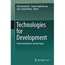Technologies for Development: From Innovation to Social Impact
