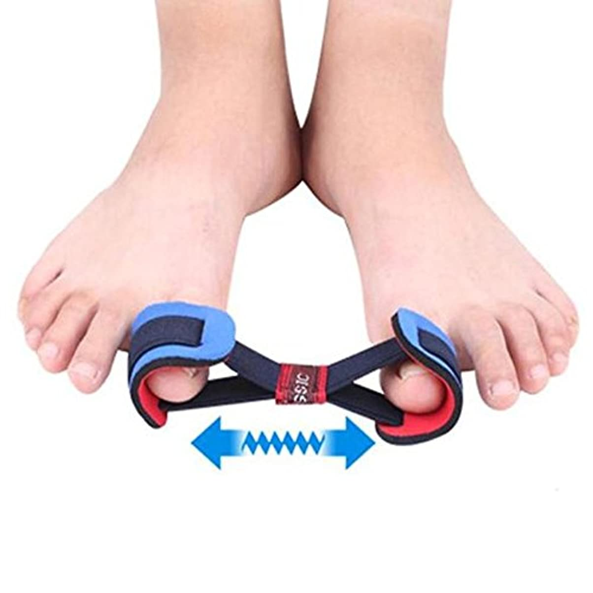 5個Hallux外反矯正防止つま先バニオン矯正ベルトHallux外反矯正器足の痛みを軽減