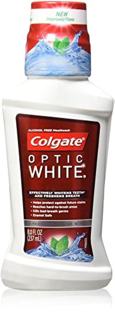 クリック腹痛司教Colgate Mwは光学WHTE 8Zサイズ8ZのMwファイバーWHTE 8Z