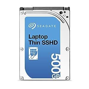 Seagate 2.5inch Hybrid Laptop Thin SSHD ST500LM000 SATA 6Gb/s 500GB  5400rpm 64MB AF