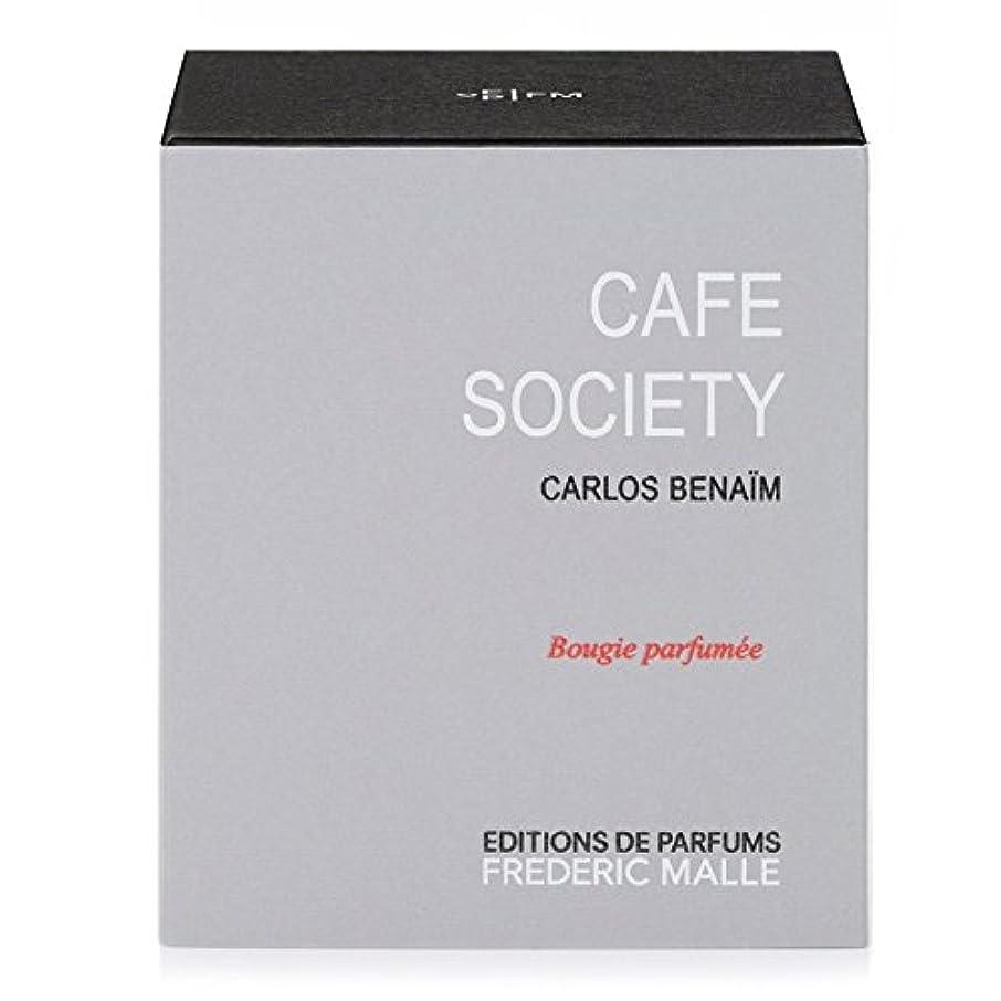 ポンペイオリエンタル集団Frederic Malle Cafe Society Scented Candle 220g - フレデリック?マルカフェ社会の香りのキャンドル220グラム [並行輸入品]