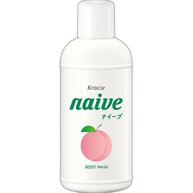 【クラシエ】ナイーブ ボディソープ 桃の葉 80ml ×10個セット
