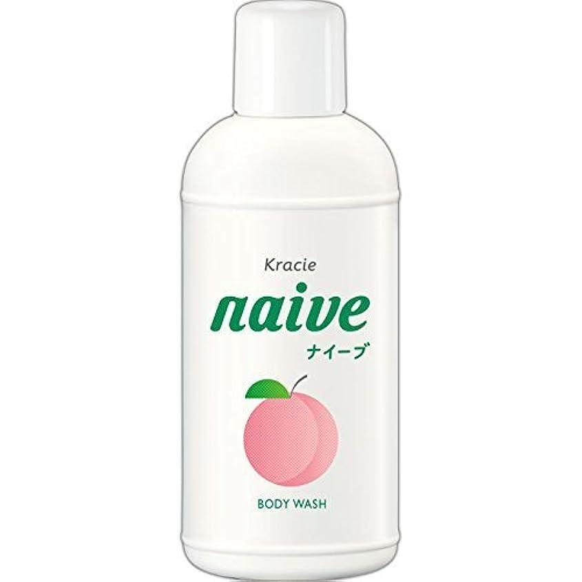 保守的代数的収益【クラシエ】ナイーブ ボディソープ 桃の葉 80ml ×10個セット