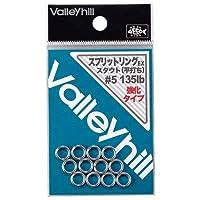 バレーヒル スプリットリング EX.スタウト #5(135lb) Valleyhill