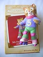 2004 Hallmark Ornament My Fifth Christmas Child's Age Collection 【Creative Arts】 [並行輸入品]