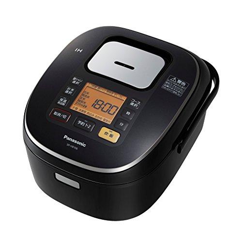 パナソニック 5.5合 炊飯器 IH式 ブラック SR-HB1...