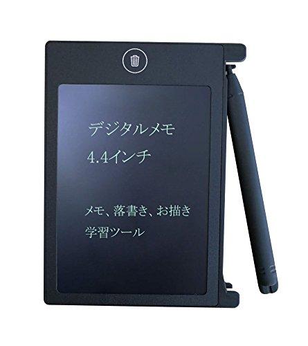 [해외]전자 패드 필기 패드 디지털 신호 전자 메모 패드 LCD ?板 에너지 절약 가벼운 충격 4.4 인치 선물/Electronic pad Handwriting pad Digital memo Electronic memo pad LCD panel energy saving Lightweight shock resistance 4.4 inches for gifts