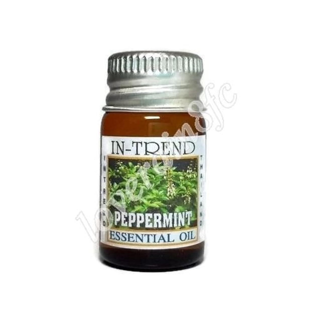 恐れスポンジ失業者純粋基本油 5ml 治療級 アロマセラピー US送料無料 - Peppermint