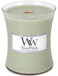 Wood Wick ジャーキャンドル ジャーS アップルウッド