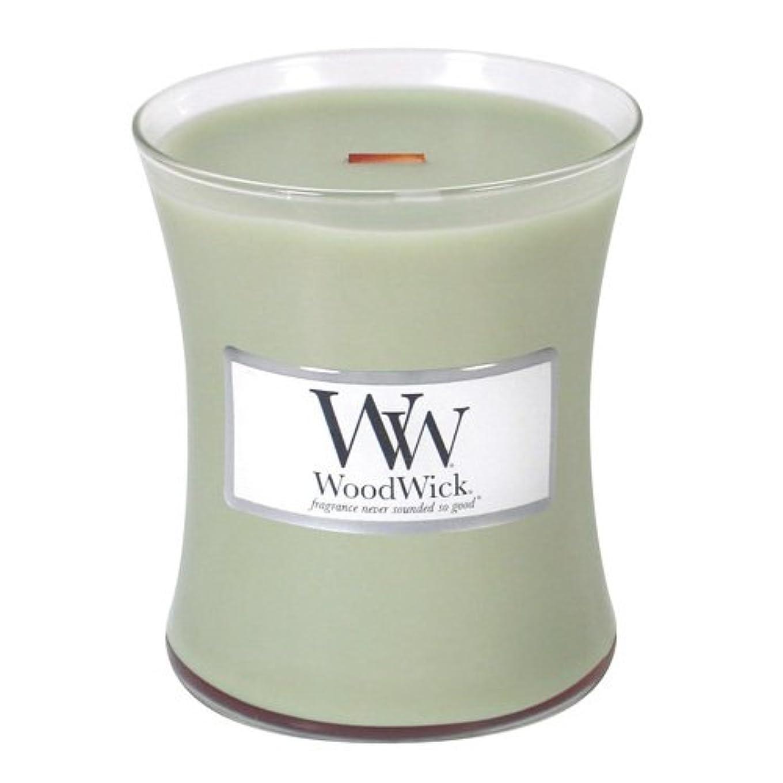 業界雇用者感謝祭Wood Wick ジャーキャンドル ジャーS アップルウッド