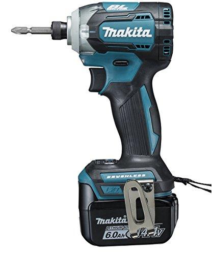 マキタ(Makita)  TD160DRGX 充電式インパクトドライバ 青 14V 6.0Ah