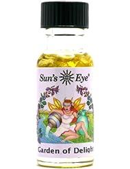 【Sun'sEye サンズアイ】Mystic Blends(ミスティックブレンドオイル)Garden Of Delight(ガーデンオブディライト 喜びの庭園)