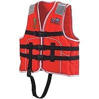 子供用 ライフジャケット オーシャンJr-1S型レッド 新基準 船舶検査対応 国交省認定品