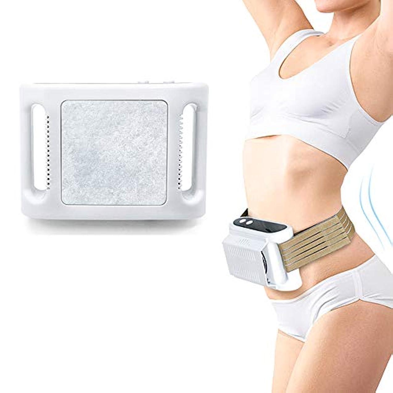 モーター悪党社会凍結脂肪除去器具腰トレーナー減量多機能ボディ整形マッサージ女性男性のための美容機器
