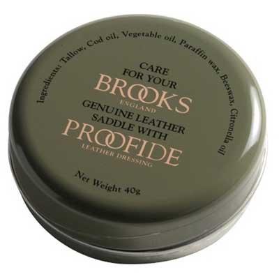 ブルックス サドルオイル PROOFIDE(缶入り) 40g