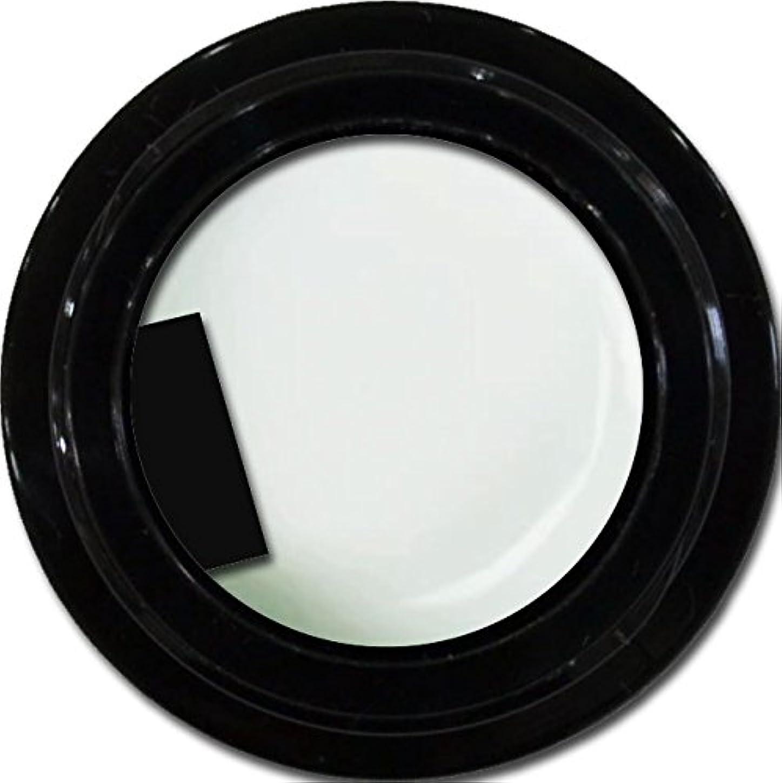 浸透する自己尊重逃れるカラージェル enchant gel color gel S001 sheer White 3g/ エンチャントジェル カラージェル S001シアーホワイト 3グラム