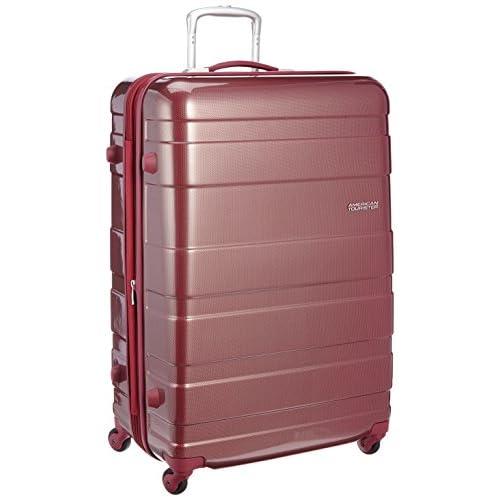 [アメリカンツーリスター] AmericanTourister スーツケース エムブイプラス ハード スピナー79 113L 5.0kg 拡張機能 保証付 31T*75003 75 (マルサラ)