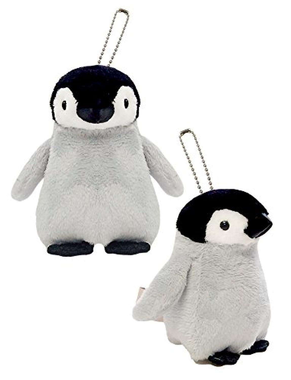 ペンギン ぬいぐるみ 皇帝ペンギン 身長10cm (ベビー) プティルウ製