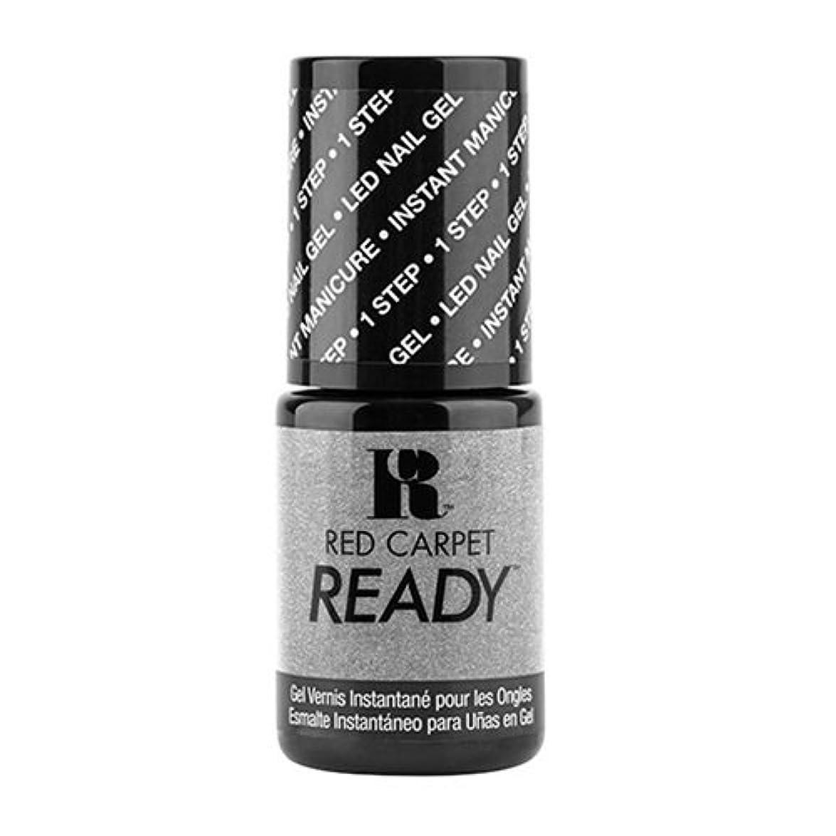 シャッフルアレキサンダーグラハムベル変装したRed Carpet Manicure - One Step LED Gel Polish - Livin' the Dream - 0.17oz / 5ml