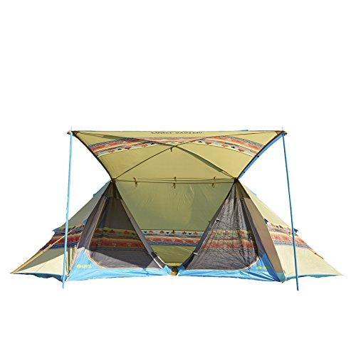 ロゴス テント LOGOS ナバホPANEL ダブルTepee 500-AE