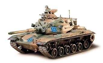 タミヤ 1/35 ミリタリーミニチュアシリーズ No.140 アメリカ陸軍 M60A3 戦車 プラモデル 35140