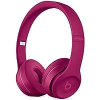 Beats by Dr.Dre ワイヤレスヘッドホン Beats Solo3 Bluetooth対応 密閉型 オンイヤー リモコン有り Neighborhood Collection ブリックレッド MPXK2PA/A 【国内正規品】