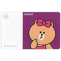 PHOENicA CARD(フェニカカード) × ラインフレンズ (ダーツアクセサリ フェニックスカード) F,チョコ F,チョコ