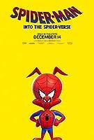 映画ポスター スパイダーマン スパイダーバース マーベル US版 hi6 [並行輸入品]