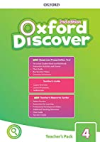 Oxford Discover: Level 4: Teacher's Pack