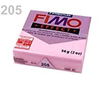 1 205-ライトピンクパステルFIMO高分子モデルの粘土56-57g効果は、クラフト&趣味