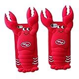 Charming Crew 食べないでください! ロブスター iPhone7用 ケース ジョークグッズ おもしろグッズ パーティグッズ Red Lobster (7-ロブスター)