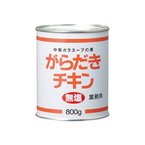 MCフードスペシャリティーズ がらだきチキン 2号缶×12