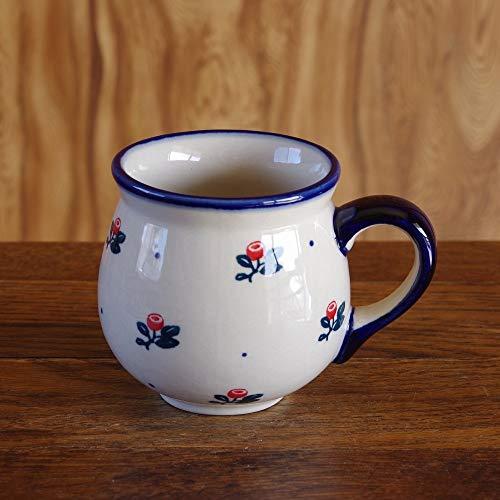 Boleslawiec / ポーランド陶器 / ボレスワヴィエツ陶器 / ポーランド食器 / ポーリッシュポタリー / マグS  マグカップ /  K67-BORC / コーヒーカップ