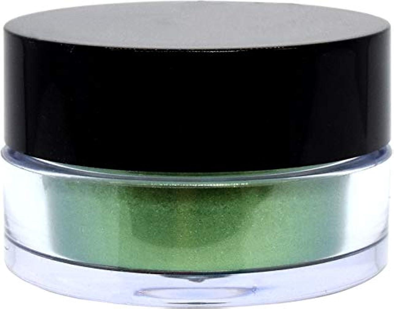 影のある言語ロゴ三善 プチカラー 高発色 アイシャドウ パール col:11 グリーン系