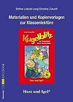 Kugelblitz auf Gaunerjagd durch Deutschland / Silbenhilfe. Begleitmaterial