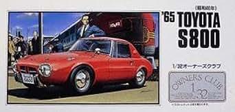 マイクロエース 1/32 オーナーズクラブNo.12 '65トヨタ スポーツ800