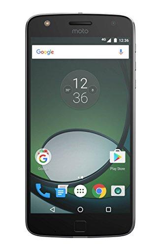モトローラ スマートフォン Moto Z Play 32GB ブラック 国内正規代理店 AP3787AE7J4